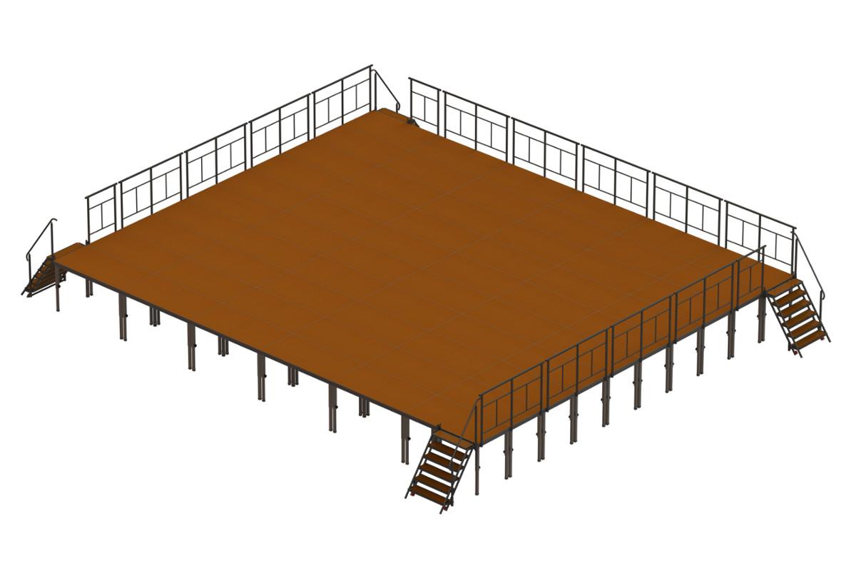 Budowa Scen